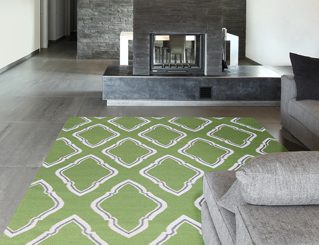 Designer Rugs feat. Calvin Klein & Luli Sanchez at MYHABIT