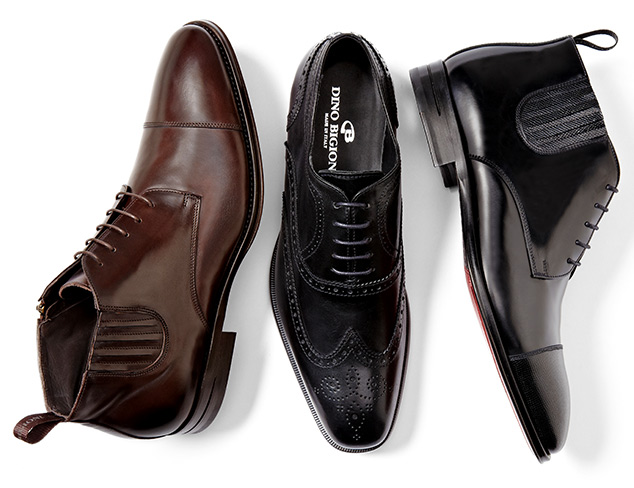 Executive Style: Dress Shoes & Boots at MYHABIT