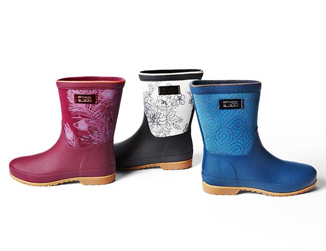 Fashion Meets Function: Rain Boots at MYHABIT