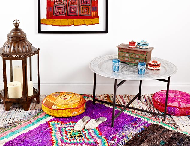 Find Your Center: Global Décor at MYHABIT