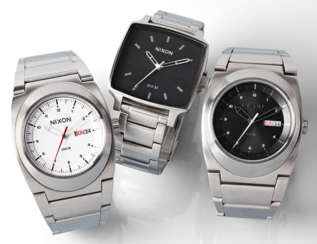 Finishing Touches: Watches, Cufflinks & More at MYHABIT