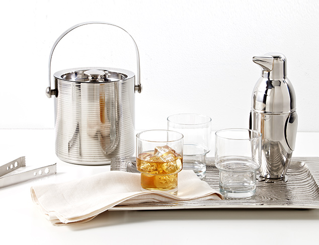 For The Man Cave: First-Rate Barware at MYHABIT