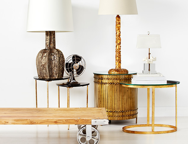 Furniture & Lighting feat. Arteriors Home at MYHABIT