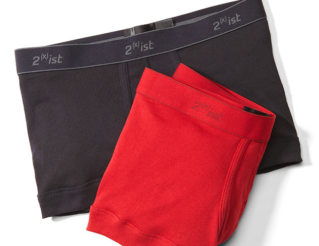 Gifts to Love: 2(x)ist Underwear at MYHABIT