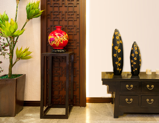 Go East: Asian-Inspired Accents & Furniture at MYHABIT