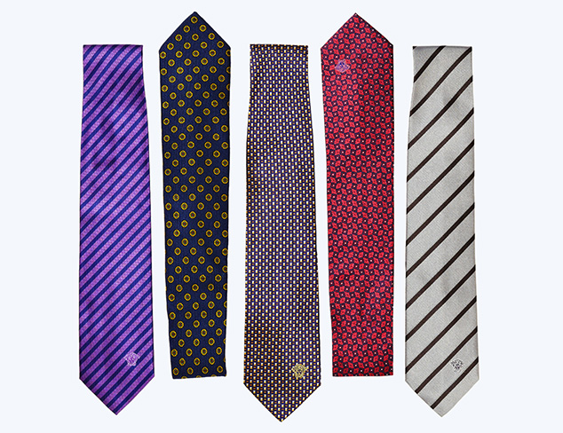 Great Valentine's Gifts: Ties at MYHABIT