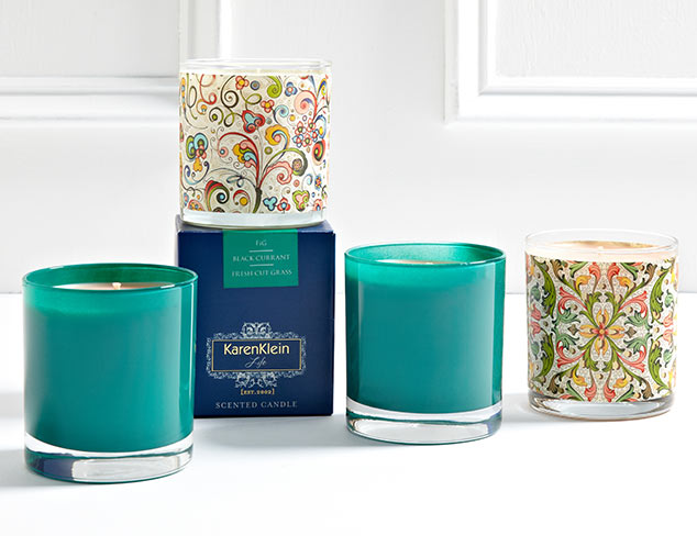 Home Fragrance: Candles & Diffusers at MYHABIT