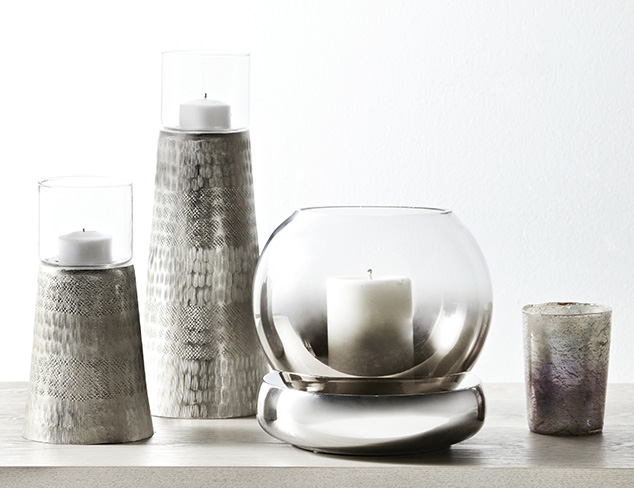 Keeping the Flame Alive: Candleholders at MYHABIT