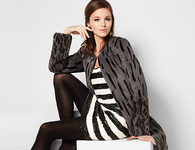 Ladylike Classics: Outerwear & Jackets at MYHABIT