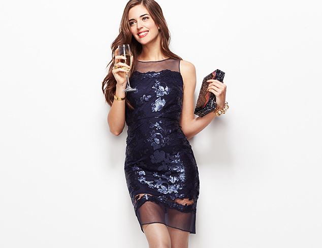 Lovely in Lace: Dresses & Separates at MYHABIT