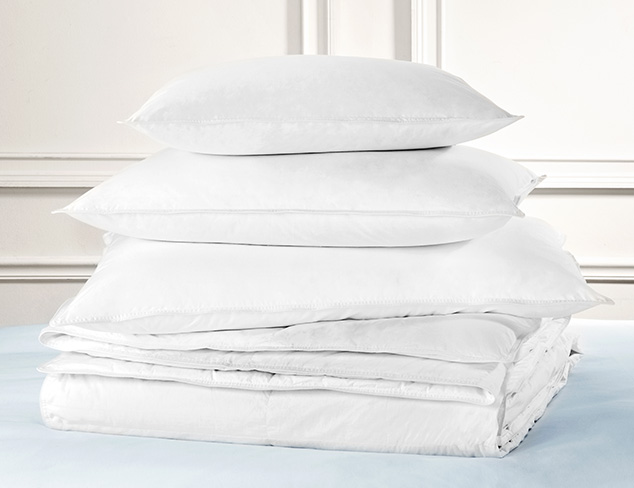 Luxury Bedding Basics by Grand Chateaux at MYHABIT
