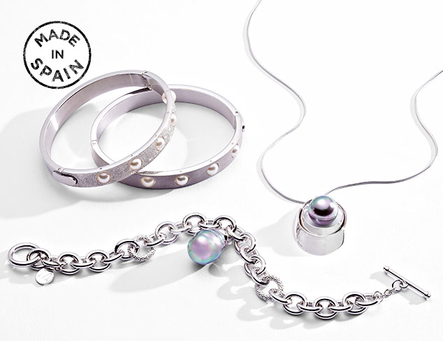 Made in Spain: Majorica Pearl Jewelry at MYHABIT