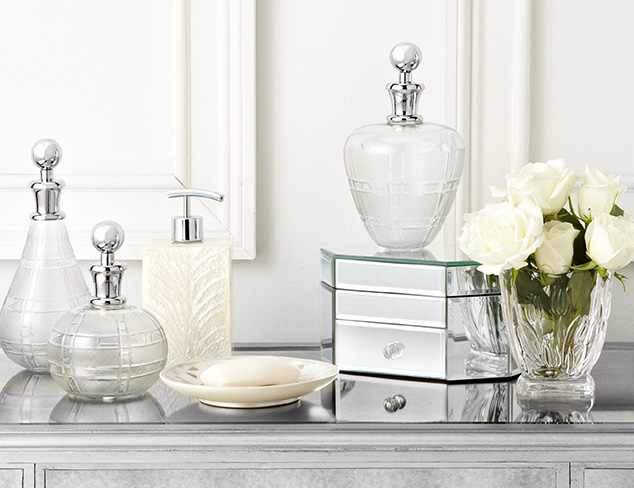 Makeover Your Vanity at MYHABIT