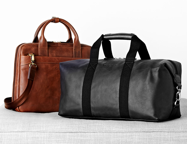 Man About Town: Bags at MYHABIT