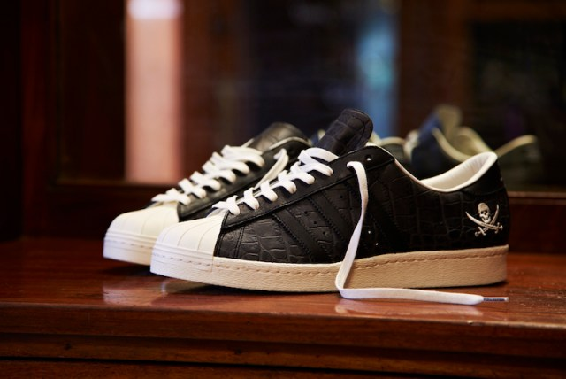 Neighborhood x adidas Consortium Superstar 80v 10th Anniversary_1