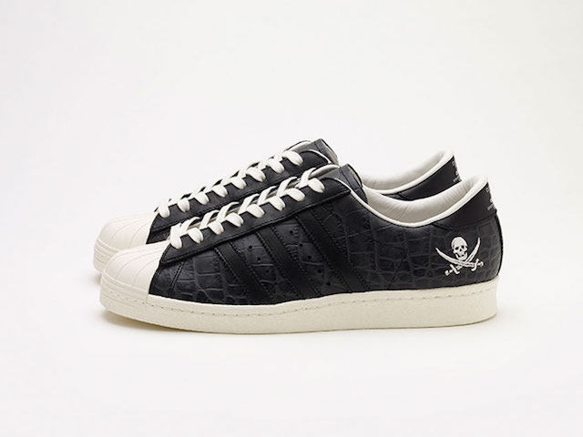 Neighborhood x adidas Consortium Superstar 80v 10th Anniversary_3