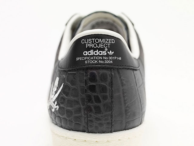Neighborhood x adidas Consortium Superstar 80v 10th Anniversary_5
