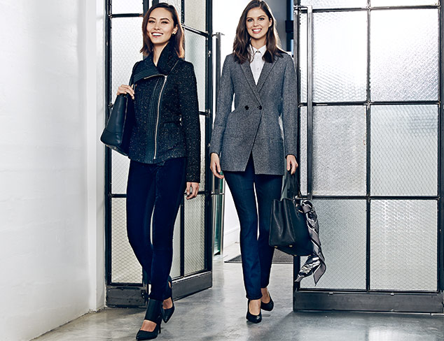 Office Chic: Casual & Polished Looks at MYHABIT