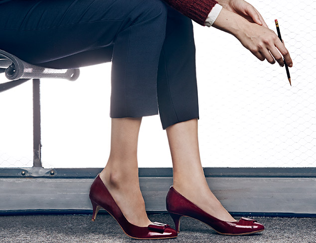 Office Chic: Pumps & Heels at MYHABIT