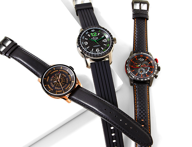 Prime Time: Watches at MYHABIT