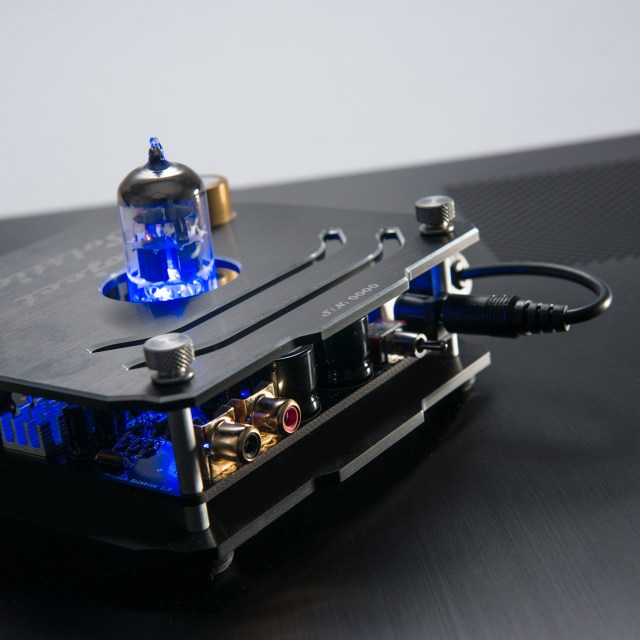 Project Solstice Headphone Amplifier