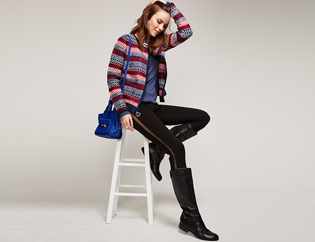 Relaxed Style: Cargos, Sweaters & More at MYHABIT