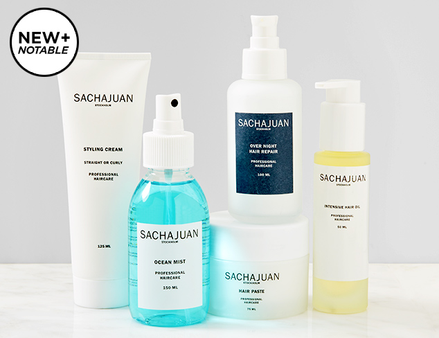 SACHAJUAN Haircare at MYHABIT