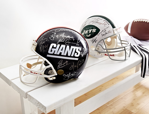 Score: Steiner Sports Football Memorabilia at MYHABIT