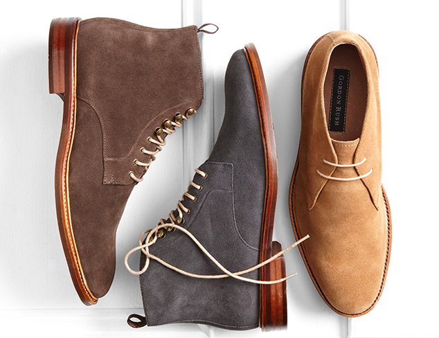 Seasonless Staple: The Chukka Boot at MYHABIT