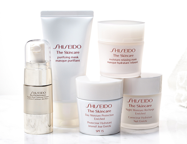 Skincare Picks feat. Shiseido at MYHABIT