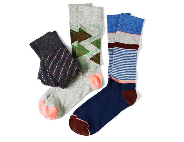 Socks of All Sorts feat. Sockwear at MYHABIT