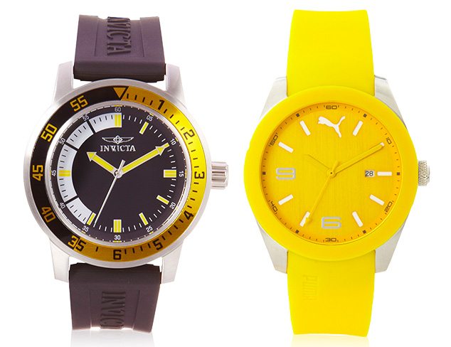 Sport Watches feat. PUMA at MYHABIT