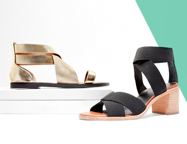 Spring Ahead: Sandals at MYHABIT
