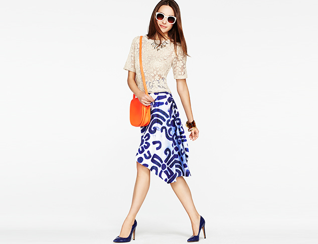 Spring Staples: Bold Prints at MYHABIT