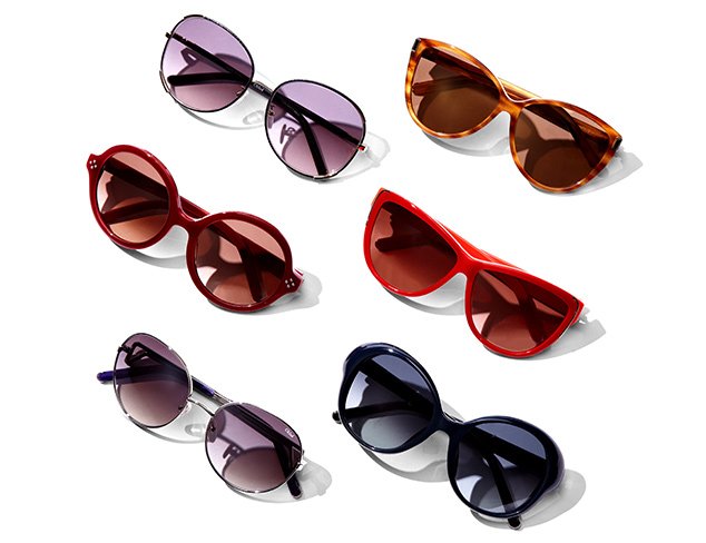 Statement Sunglasses: Fendi, Chloé & More at MYHABIT