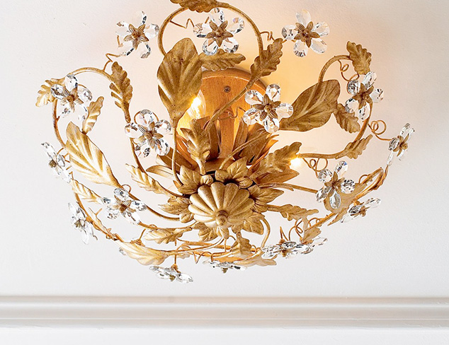 Sublime Sparkle: Chandeliers & More at MYHABIT