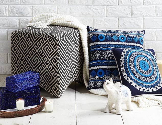 The Bohemian Home: Eclectic Accents at MYHABIT