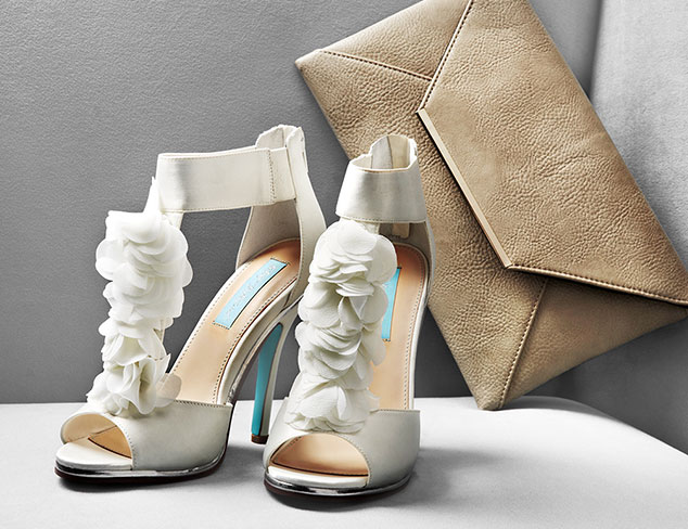 The Bride: Shoes & Accessories at MYHABIT
