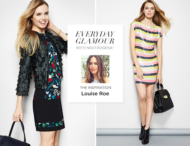 The (Cool) Girl Next Door: Inspired by Louise Roe at MYHABIT
