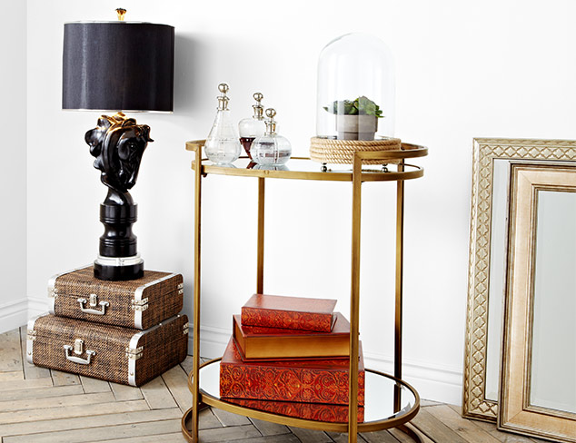 The Handsome Room: Décor for Him at MYHABIT
