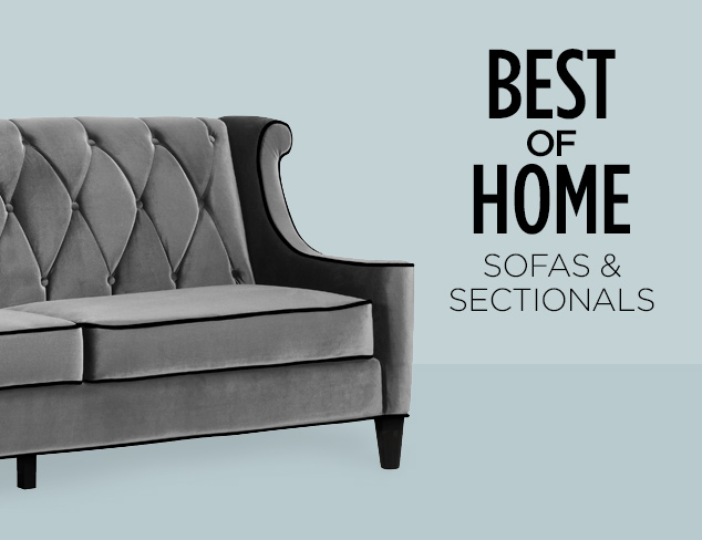 The Home Shop: Sofas & Sectionals at MYHABIT