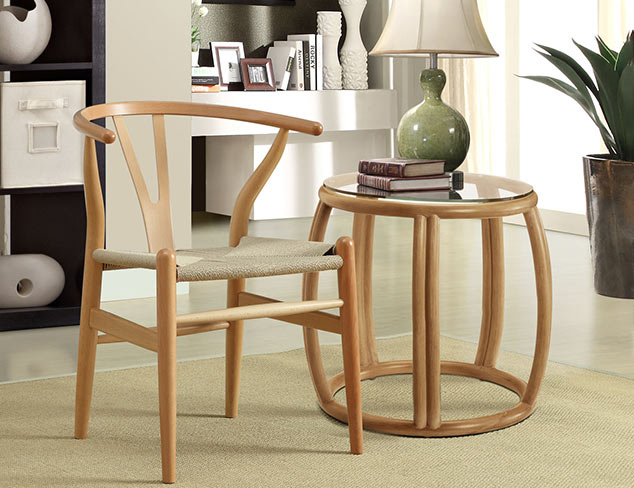 The Home Shop: Solid Wood Furniture at MYHABIT