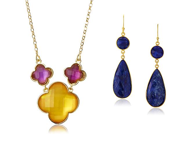 The Perfect Gift: Gemstone Jewelry at MYHABIT