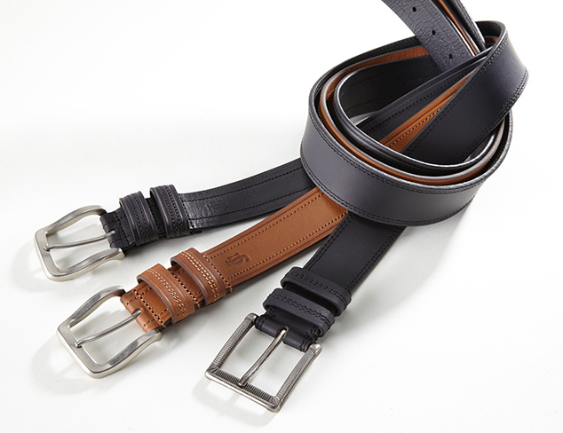 Top Notch: Contemporary Belts at MYHABIT