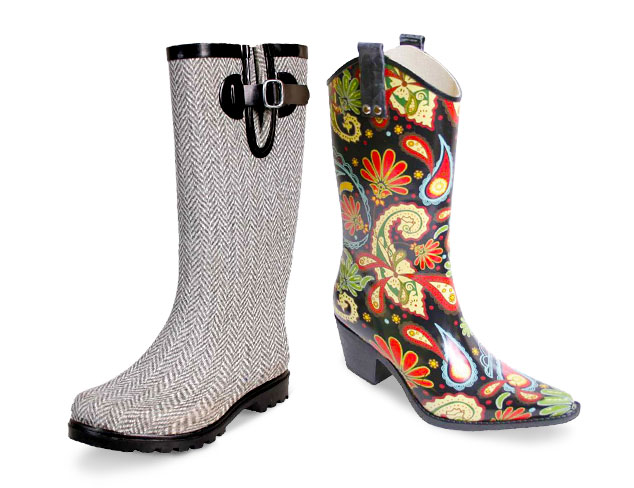 Under $39: Nomad Rainboots & Shoes at MYHABIT