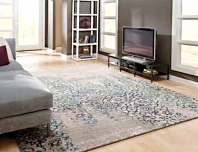 Vintage-Inspired Rugs at MYHABIT