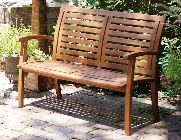 West Coast Winter: Outdoor Furniture at MYHABIT