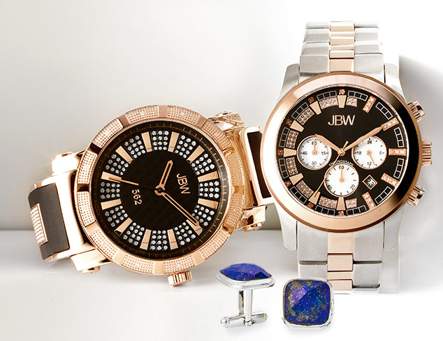 $19 & Up: Cufflinks, Jewelry & Watches at MYHABIT