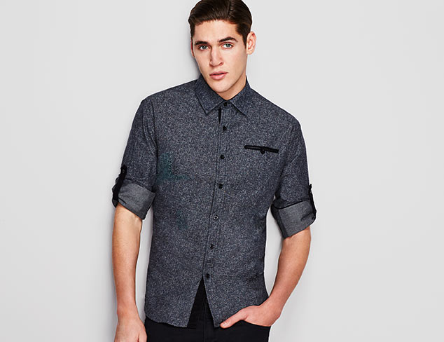 Button Up: Woven Shirts at MYHABIT