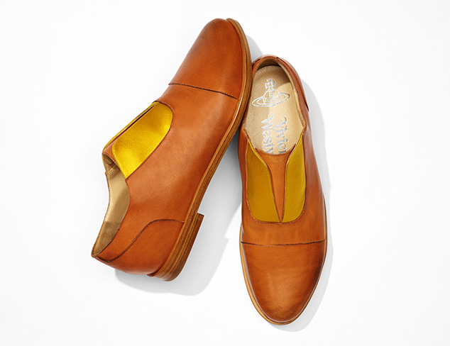 Casual Designs: Shoes feat. Vivienne Westwood at MYHABIT